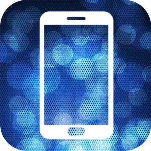 Blurred and Bokeh Wallpapers for iOS 7 Icon